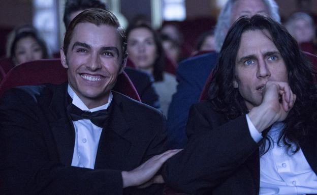 'The Disaster Artist', de James Franco, competirá por la Concha de Oro. /