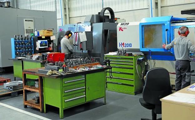 Las empresas de Gipuzkoa elevan el 4,5% sus ventas en la ... - photo#5