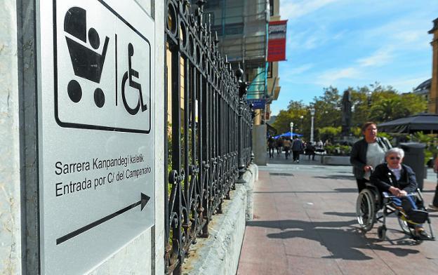 El Ayuntamiento Prepara Un Nuevo Plan De Accesibilidad De