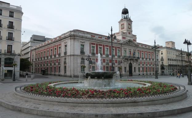 En el barrio de sol de madrid hay ya dos turistas por cada residente el diario vasco - Puerta de madrid periodico ...