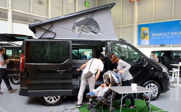 Caravantur se consolida como la principal cita del sector de 'caravaning' en Euskadi