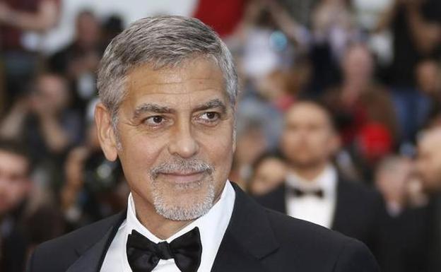 George Clooney es el actor más rico del último año según Forbes