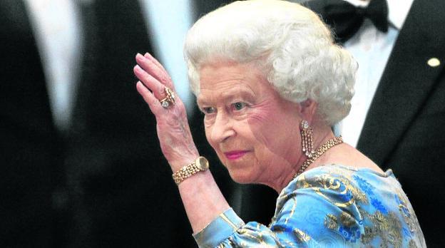 Revelan un curioso secreto de la Reina Isabel II