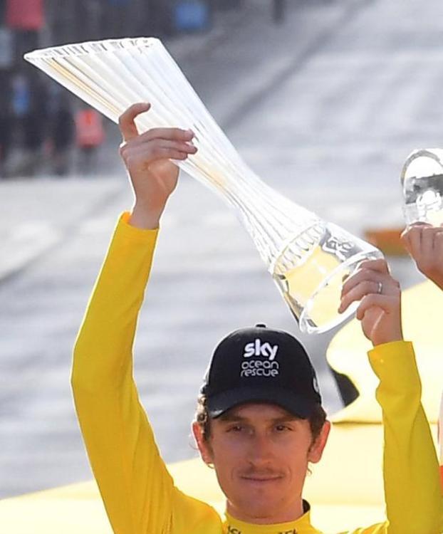 "Se robaron el trofeo del Tour de Francia"""