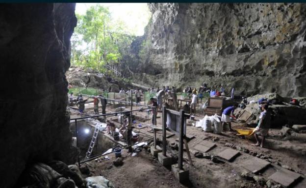 Insólito: hallan restos de nueva especie humana