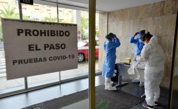 Test rápidos de coronavirus comprados en China no son fiables