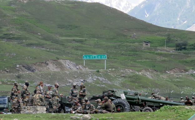 Partidos políticos de India debatirán sobre conflicto con China