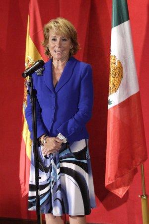 Esperanza Aguirre recurre al Supremo para impedir la aplicación del Estatut catalán