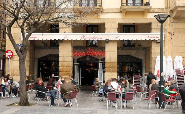 705 Terrazas Hosteleras En Donostia El Diario Vasco
