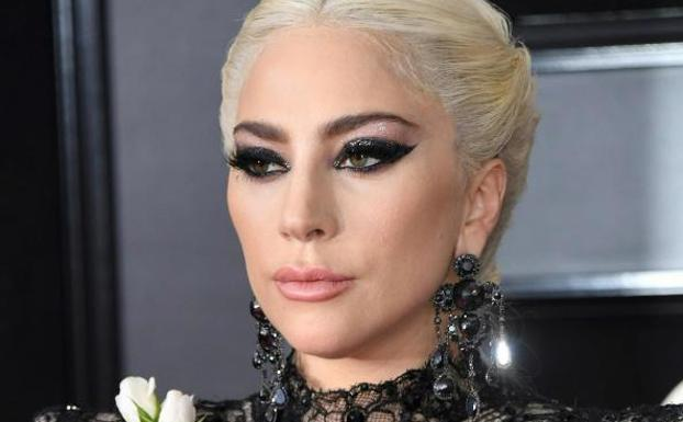 Lady Gaga. /Afp