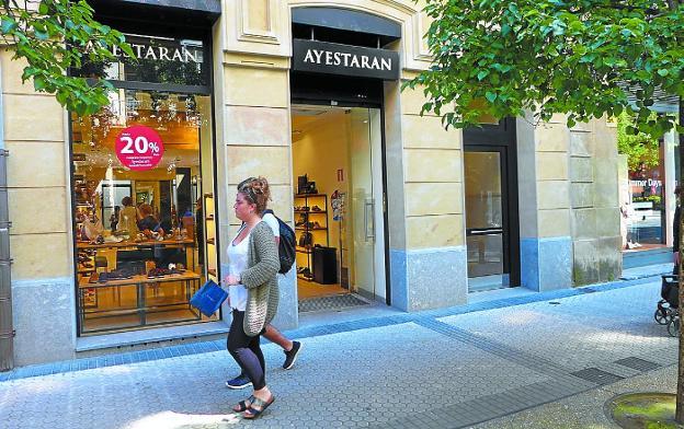 online para la venta originales diseño unico Nueva vida para Ayestaran | El Diario Vasco