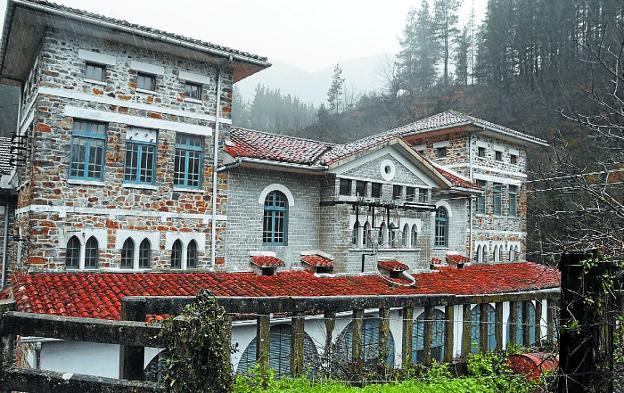 Olate fue adquirida en 1989 por el Ayuntamiento a la Unión Cerrajera por 850 millones de pesetas. /MARIAN