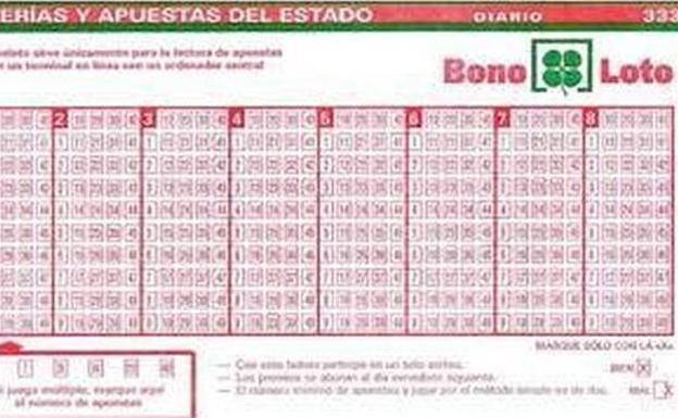 La Bonoloto deja 79.729 euros en Irun