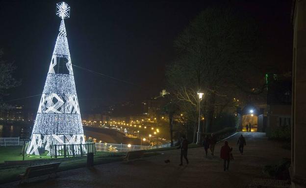 0e5d8b20b46 Las luces de Navidad en San Sebastián se encenderán el 1 de diciembre