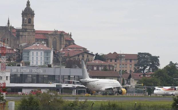 Aeropuerto de Hondarribia/Lusa