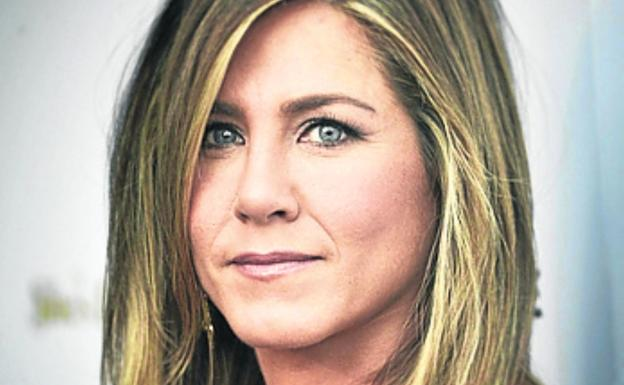 Jennifer Aniston. / AFP