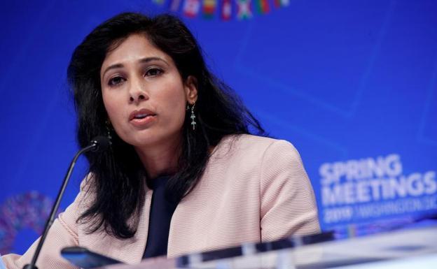 Calendario Fmi 2020.El Fmi Rebaja Ligeramente El Crecimiento De Espana Y Calcula