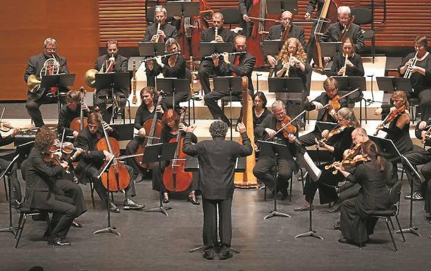 Concierto. La Akademie für Alte Musike, que actuará el sábado en el Kursaal. / LUSA
