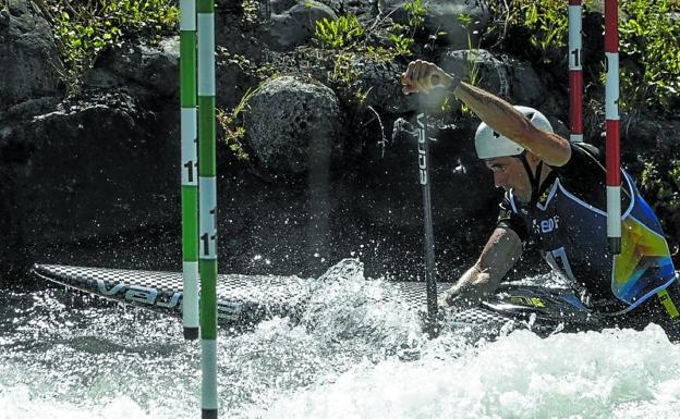 Elosegi ha disputado seis finales de Europeos en los últimos siete años. / FOTOS: BAT BASQUE TEAM