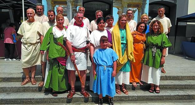 Una lección magistral sobre la Antigua Roma
