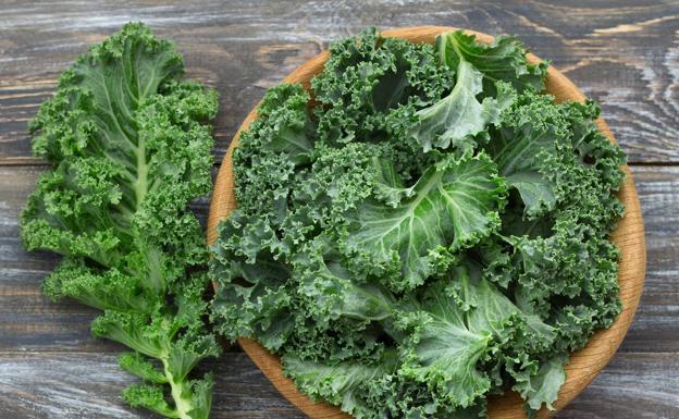 Col kale, la verdura superalimento | El Diario Vasco