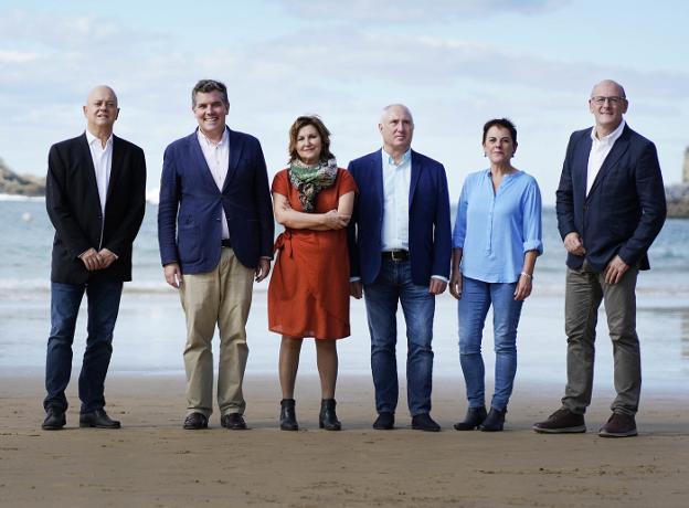 El reparto de escaños en Gipuzkoa calca la foto fija tomada el 28-A - Diario Vasco