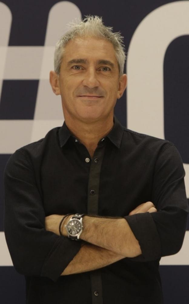Jon Sistiaga. /R. GUTIÉRREZ