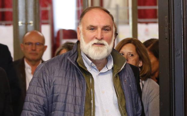 José Andrés el cocinero solidario en tiempos de pandemia