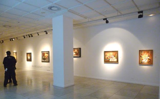 El pintor José Luis Zumeta, recientemente fallecido, será recordado en la sala Menchu Gal/