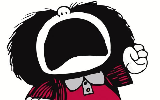 Palabra de Mafalda, la niña filósofa