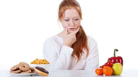 bajar de peso causa depresion