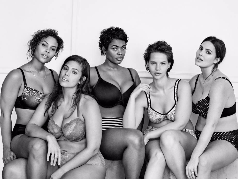 La Campana De Modelos De Tallas Grandes Que Desafia A Victoria S Secret El Diario Vasco