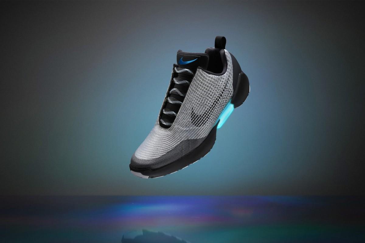 Nike crea las solas zapatillas que se atan solas las El Diario Vasco 9042a0